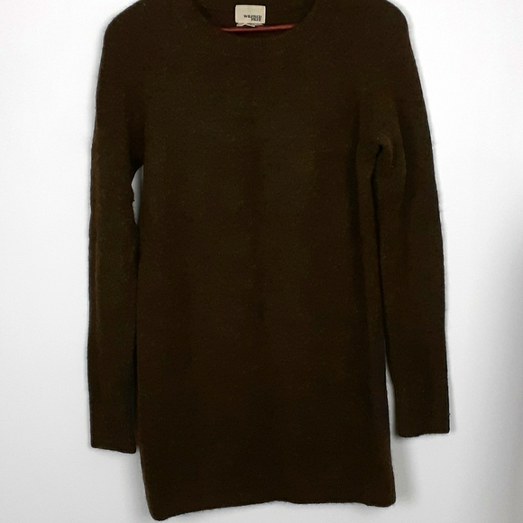 Wilfred Free Long Sweater Size Small
